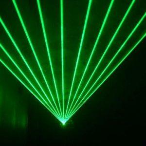 Zöld lézerek